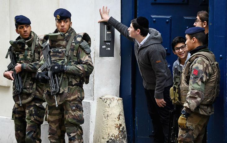 France : Musulmans d'abord, Juifs dehors