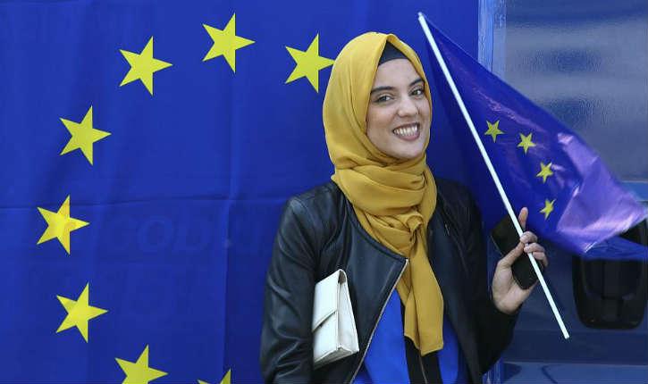 Europe : selon une étude du Pew Research Center, la population musulmane sera en hausse en 2050