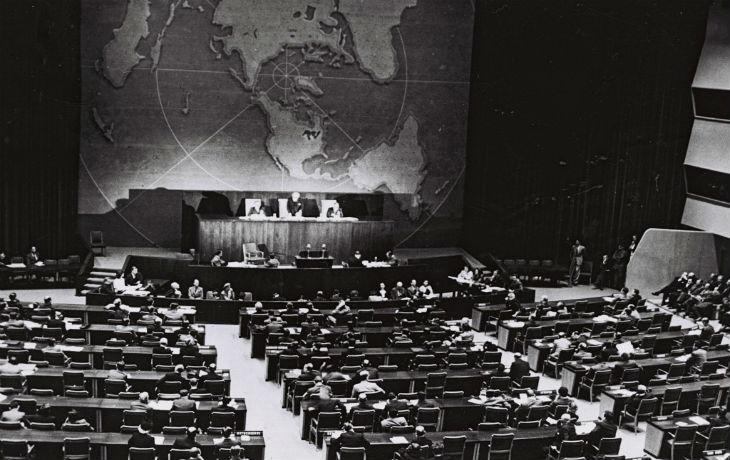 Histoire : Il y a 70 ans, le vote du plan de partage de la Palestine et de la Résolution 181 à l'ONU