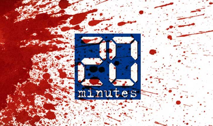 """Le journal 20 minutes: """"Un Palestinien a touché à l'arme blanche un Israélien"""" ou comment minimiser un attentat islamique"""