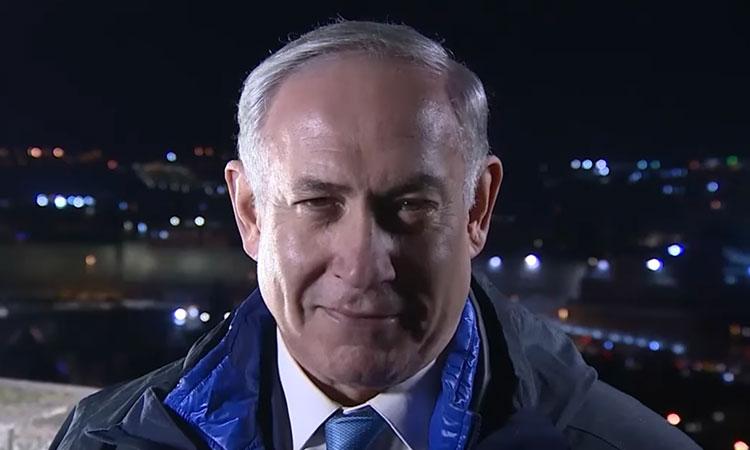 Netanyahu: «j'ai une proposition à faire à nos amis chrétiens»