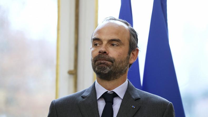 En pleine tension avec le Hamas, Edouard Philippe appelle à la «levée du blocus israélien» imposé à Gaza… il ferait mieux de s'occuper des Gilets Jaunes