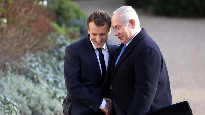 A Paris, Netanyahou recadre: «Paris est la capitale de la France, Jérusalem celle d'Israël» et dénonce l'«hypocrisie» de l'Union européenne (Vidéos)