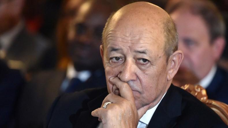 Encore 500 djihadistes français sur les sols syrien et irakien, selon Jean-Yves Le Drian