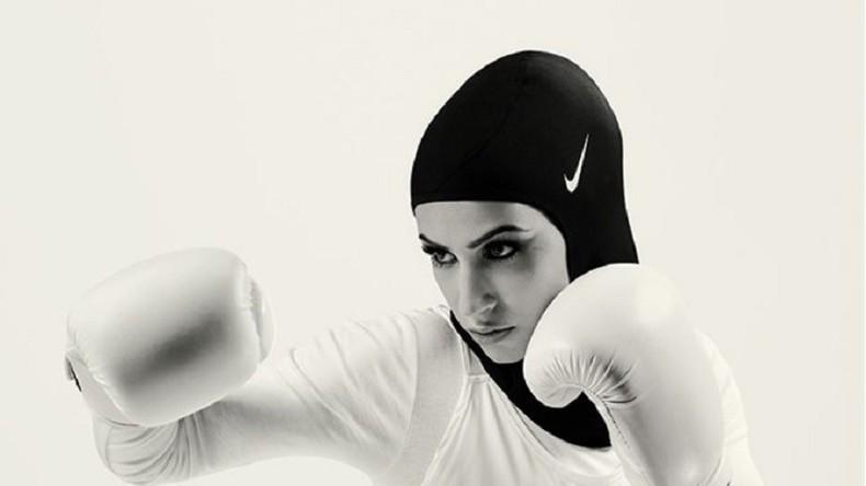 Nike dévoile son tout premier hijab de sport