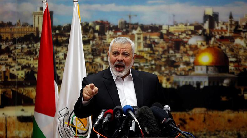 Le groupe terroriste islamiste Hamas appelle à une «nouvelle intifada» après l'annonce de Trump sur Jérusalem