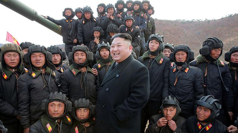 Pyongyang estime que la guerre est inévitable