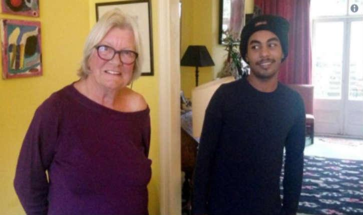 L'écrivaine britannique Lynn Barber ne savait vraiment rien de Mohammed, originaire du Soudan avec laquelle elle a vécu durant six mois