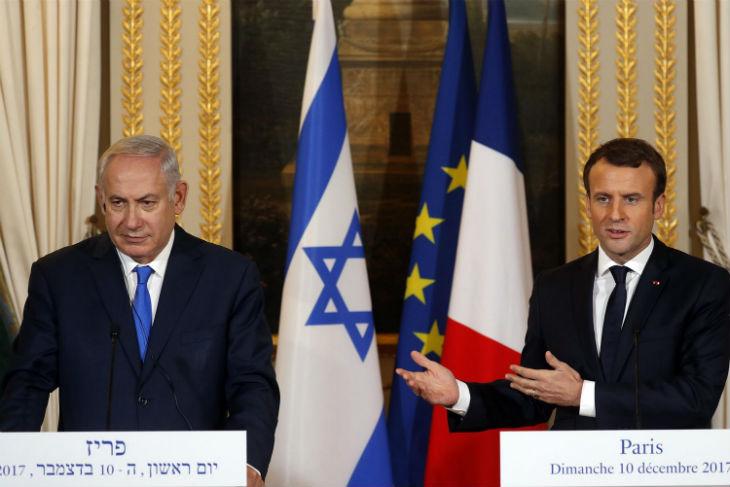 Que retenir de la rencontre entre Emmanuel Macron et Benyamin Netanyahou ?