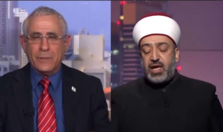 [Vidéo] Al-Jazeera : Dr. Mordekhaï Keidar rétablit la simple vérité historique sur Jérusalem face à un imam affabulateur