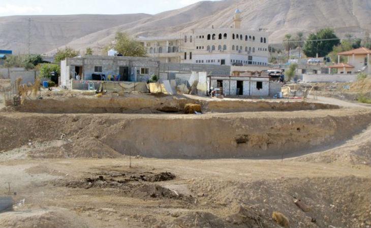 Les Palestiniens détruisent pierre par pierre le palais d'Hérode, trésor archéologique, dans le silence absolu de l'Unesco