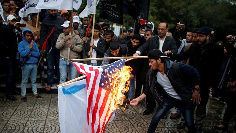«les portes de l'enfer pour les intérêts américains» le monde arabo-musulman furieux après la décision de Trump sur Jérusalem