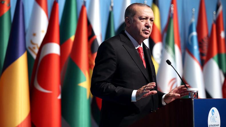Jérusalem capitale d'Israël : Le dictateur islamiste Erdogan déplore «l'évangélisme et la mentalité sioniste» de Donald Trump
