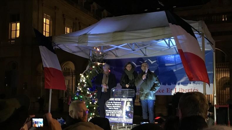 Robert Ménard et le SIEL manifestent pour défendre les symboles chrétiens «Nous sommes dans une civilisation judéo-chrétienne que nous aimons»