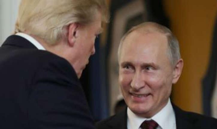 Poutine remercie Trump : les informations de la CIA ont permis de déjouer un attentat terroriste prévu dans la cathédrale Kazansky à Saint-Pétersbourg