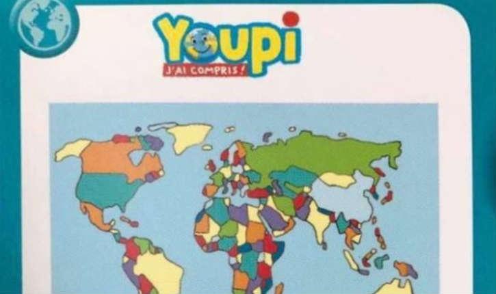 Le groupe Bayard retire le magazine pour enfantsYoupi, après avoir écrit qu'Israël n'était «pas un vrai pays»