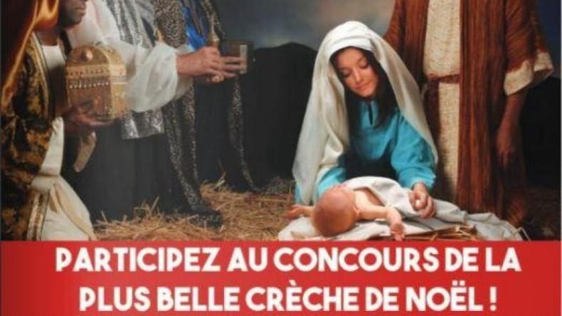 La mairie FN d'Hénin-Beaumont lance un «concours de la plus belle crèche de Noël» pour protester contre l'interdiction d'installer une crèche