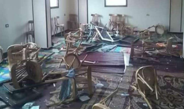 Egypte : une église copte violemment attaquée par une foule de musulmans au sud du Caire