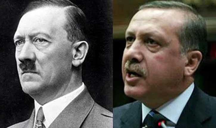 Hitler 2: Erdogan fait retirer près de 140.000 livres des bibliothèques turques