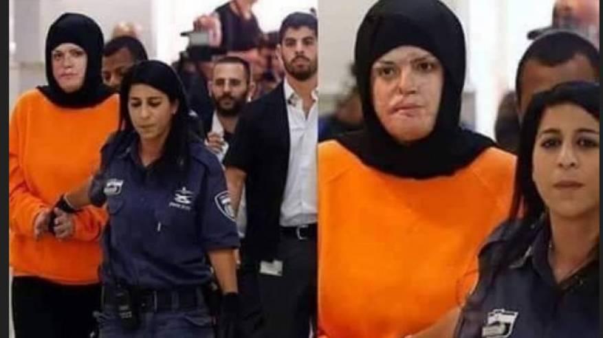 Extraordinaire: une palestinienne blame Israel pour avoir raté son attentat