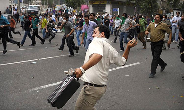 Le Conseil de sécurité de l'ONU, considère que les manifestations en Iran relèvent des affaires intérieures du pays
