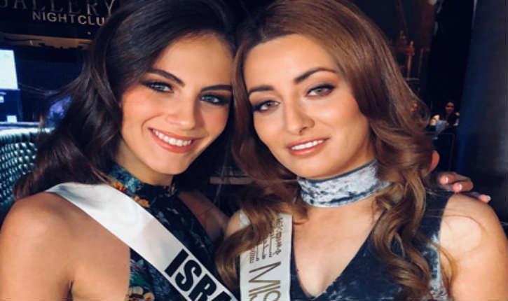 Un selfie de Miss Irak 2017 en compagnie de Miss Israël, contraint la famille de Sarah Abdali Idan, de fuir le pays