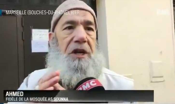 [Vidéo] Fermeture d'une mosquée à Marseille, l'Imam faisait des appels au meurtre des non-musulmans