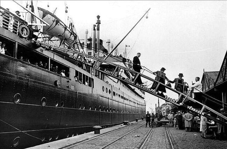 Histoire: Insensibles à la détresse des Juifs d'Europe, les Américains verrouillent leurs frontières. 1939-1941