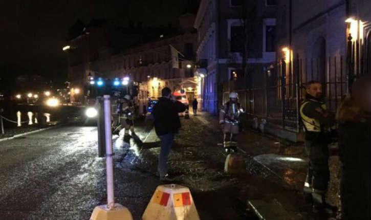 Suède : Des individus lancent des cocktails molotov sur une synagogue de Göteborg, pas de blessé à déplorer