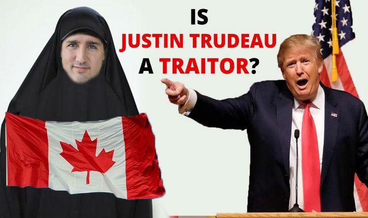 Justin Trudeau refuse de reconnaître la capitale d'Israël pourgarantir le soutien arabe dans l'ONU