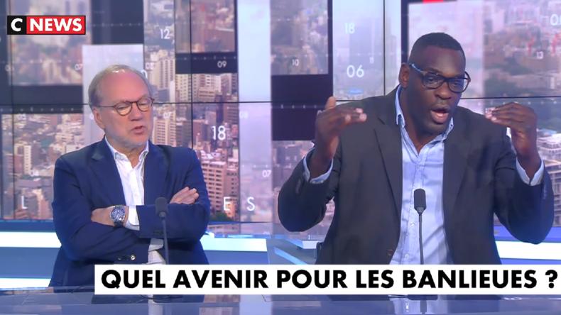Patrice Quarteron: «en banlieue ils ne sont pas Charlie»
