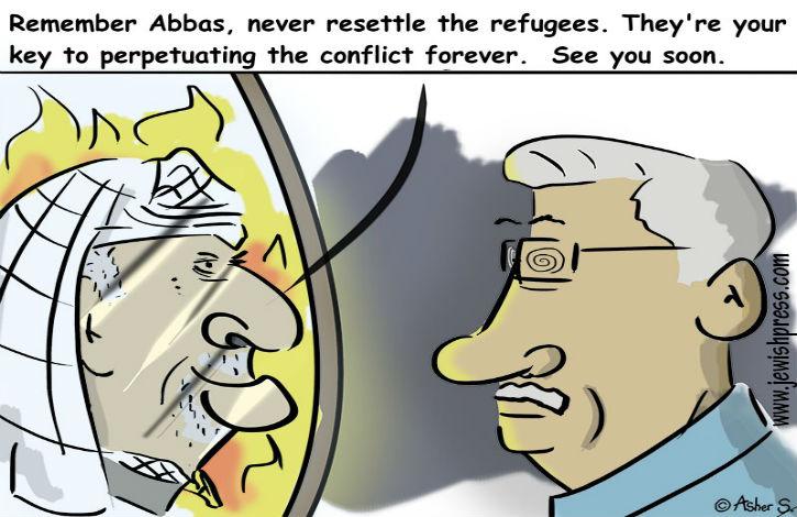 Le «Palestinien»: un ennemi implacable, pas un partenaire de paix potentiel. Reconnaître son hostilité est du simple bon sens