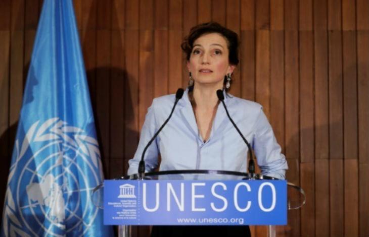 Suite aux résolutions négationnistes et antisémites, Israël a officiellement quitté l'UNESCO