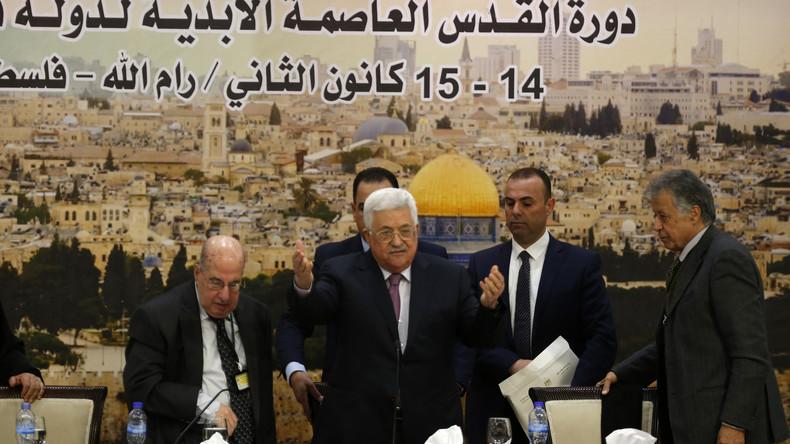 Le gouvernement palestinien a remis sa démission à Mahmoud Abbas