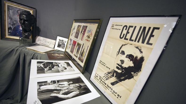 Gallimard «suspend» son projet de publication des pamphlets antisémites de Céline