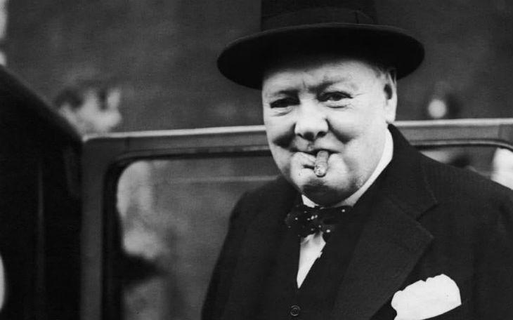 Churchill avocat pour la création d'un Etat juif. 1908-1944