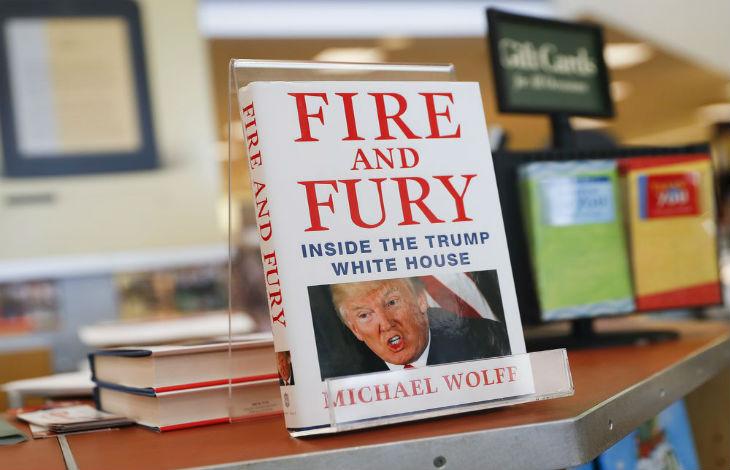 Etats Unis, dernière trouvaille des Démocrates incapables de digérer l'élection : Trump serait fou…