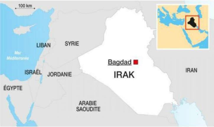 Irak : une Allemande est condamnée à une exécution par pendaison pour appartenance à l'Etat islamique