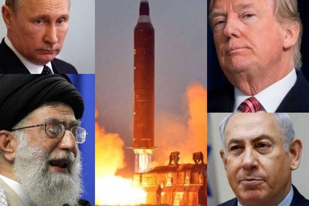 Israël-Etats-Unis/Russie-Iran : la prochaine guerre mondiale