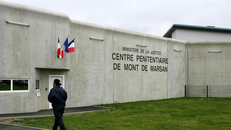 Un détenu islamiste agresse sept surveillants au centre pénitentiaire de Mont-de-Marsan
