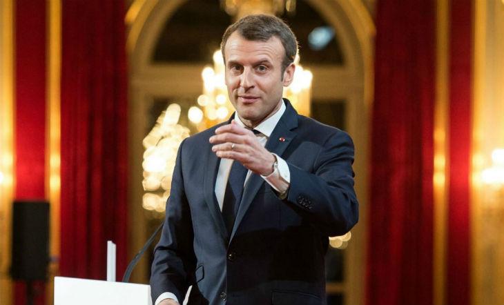 Emmanuel Macron et la « fake » liberté d'expression
