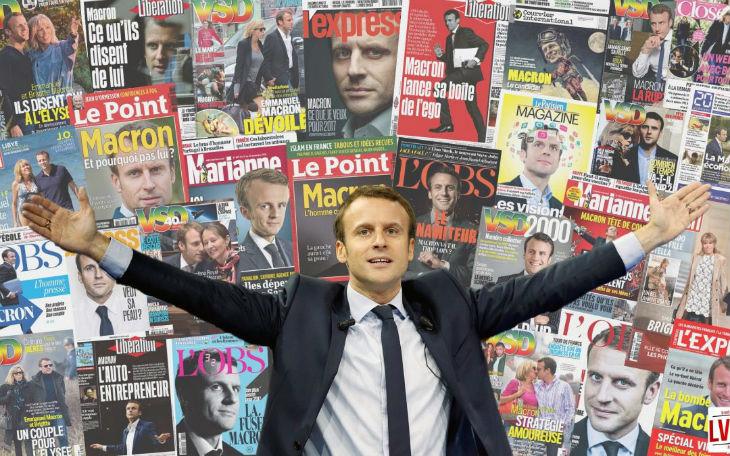 Macron annonce un projet de loi pour lutter contre la «propagande» et les «fake news», la liberté d'expression menacée