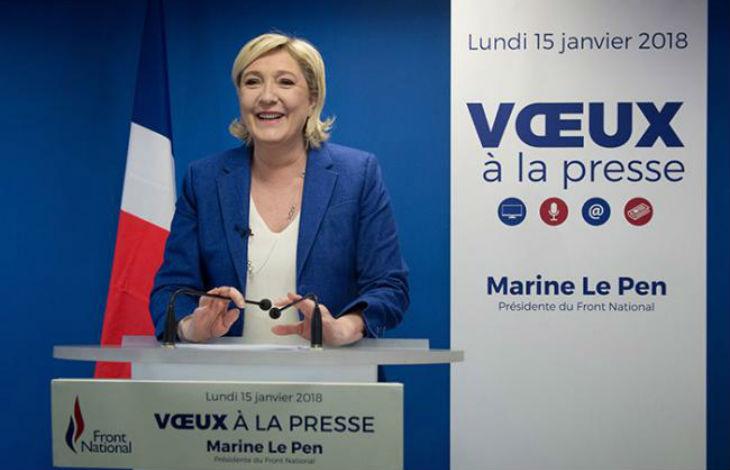 """Marine Le Pen : """"Le harcèlement de rue est en immense majorité le fait de ressortissants de l'immigration"""""""