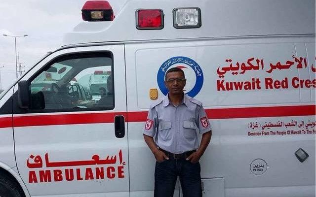 Un chauffeur d'ambulance palestinien attrapé en train de livrer du matériel à des terroristes du Hamas