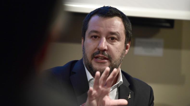Les garde-côtes libyens félicitent Matteo Salvini : « La décision de l'Italie de fermer ses ports est excellente, cela réduira les départs de migrants »