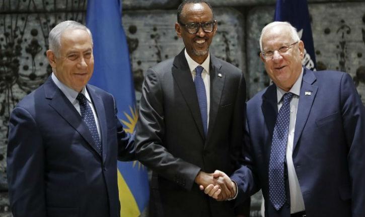Paul Kagamé, un dirigeant africain ami d'Israël, à la tête de L'Union Africaine