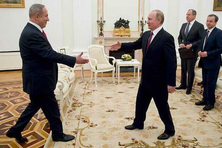 Poutine viendra en Israël pour le 75e anniversaire de la libération d'Auschwitz