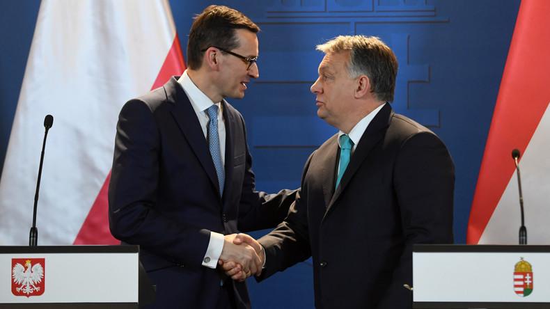Front anti-immigration : Hongrie et Pologne veulent surmonter leurs divergences et leur isolement
