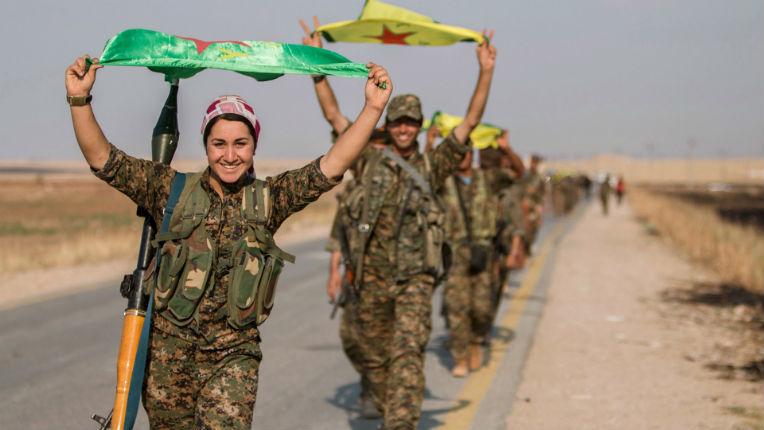 Prise d'Afrin : Les milices kurdes promettent de devenir le «cauchemar permanent» de la Turquie