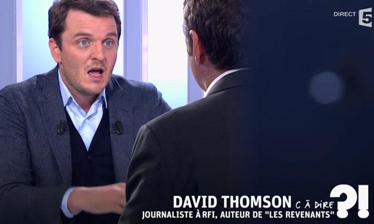 «Les Revenants», islamistes de retour en France, rentrent pour nous assassiner